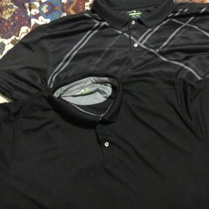 Other - 2 men's 4XL David Taylor golf polo shirts